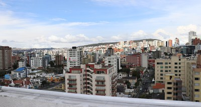 A 1001 TORRE CANTABRIA: New Condo For Sale with Views of Quito in Great Location