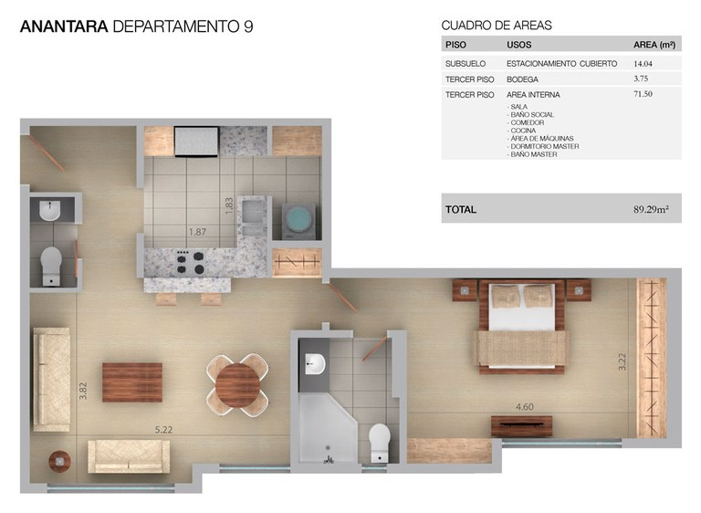 9 Anantara: Exclusive Condo for Sale in Cumbayá, one of the