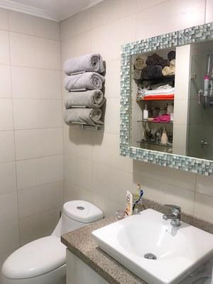 Second Bathroom View