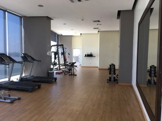 Very Spacious Work Out Room