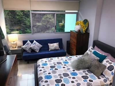 Master Bedroom Windows Offer Light And Beautiful View