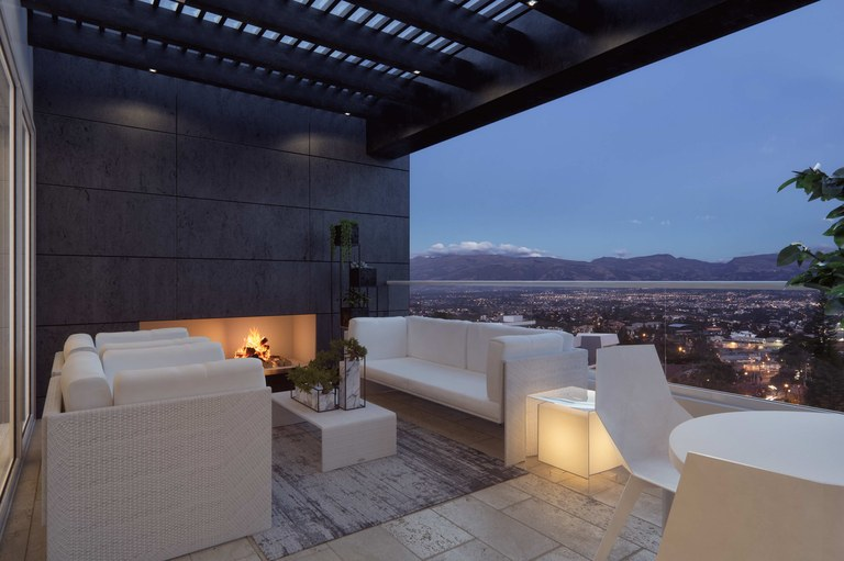#605 KIRO Cumbayá: INVESTOR ALERT! Luxury 3BR Penthouse for sale in an area with High Appreciation!!