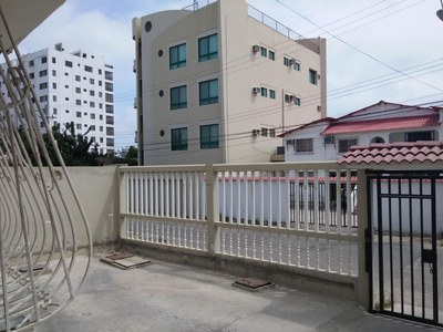 Entrance To Condo