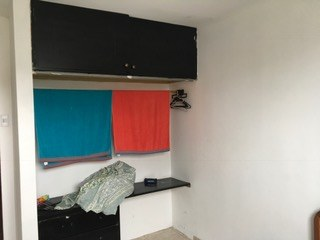 Storage Area In First Bedroom