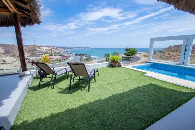 Builder's custom pool home with stunning views!!