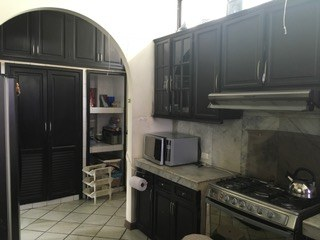 Kitchen With Full Sized Appliances