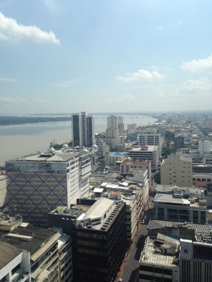 Riverfront Apartment For Sale in Guayaquil