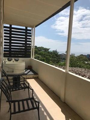 Balcony With Jacuzzi