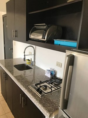 Kitchen Cabinets And Granite Counter Top