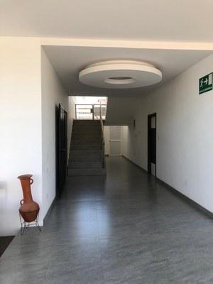 Nice Hallway Toward Condo
