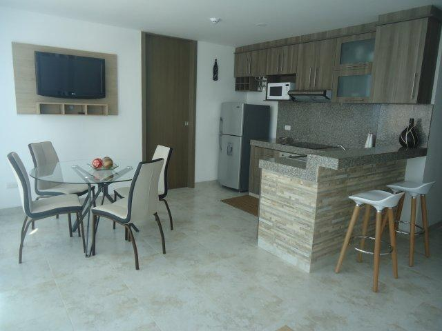 Oceanfront Apartment For Sale in San Lorenzo - Salinas