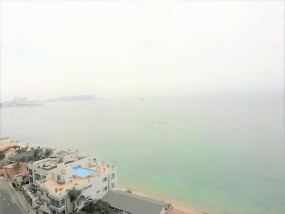 Beautiful apartment for sale with spectacular new and modern sea view
