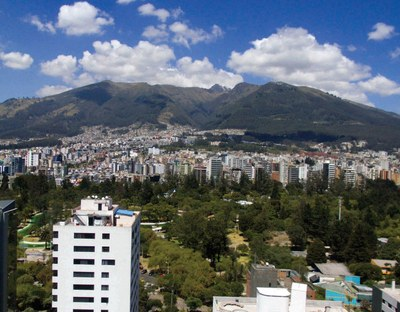 Carolina 1003: New Condo for Sale Centrally Located in the Heart of the Quito Business District - Quality Construction with Access to La Carolina Park
