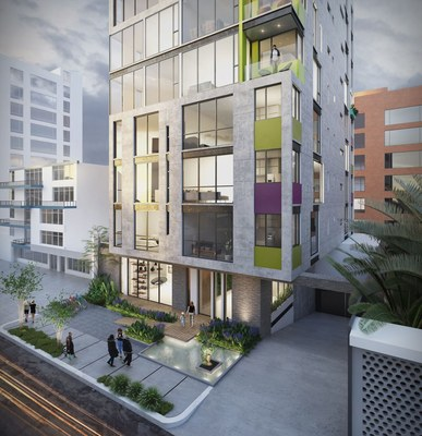 Carolina 1103: New Condo for Sale Centrally Located in the Heart of the Quito Business District - Quality Construction with Access to La Carolina Park