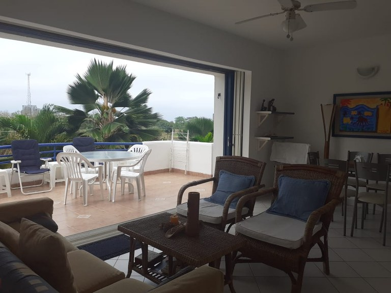 Casablanca: Near the Coast and Mountain Apartment For Sale in Same