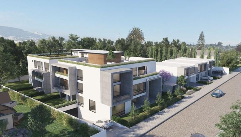 K 301: Nuevos y Modernos Apartamentos Ubicados en una Zona Privilegiada de Cumbayá