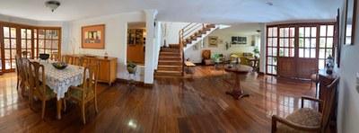 whole living area