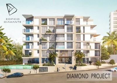 Brand new modern luxury building! Edficio Diamante in Manta Ecuador - Ocean Views!