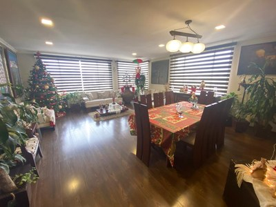 Living room 2 + dinning room