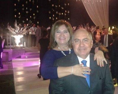 Jorge y Analuisa Gaibor